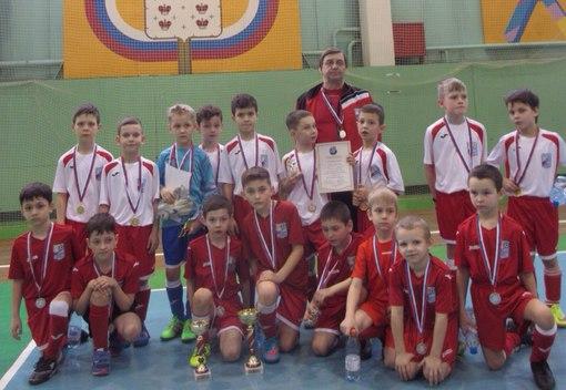 В Дмитрове 23 февраля прошел турнир посвященный «Дню защитника Отечества» среди команд 2008 г.р.