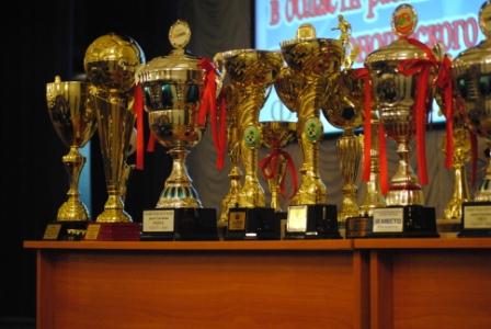 Подведение итогов футбольного сезона 2013 года