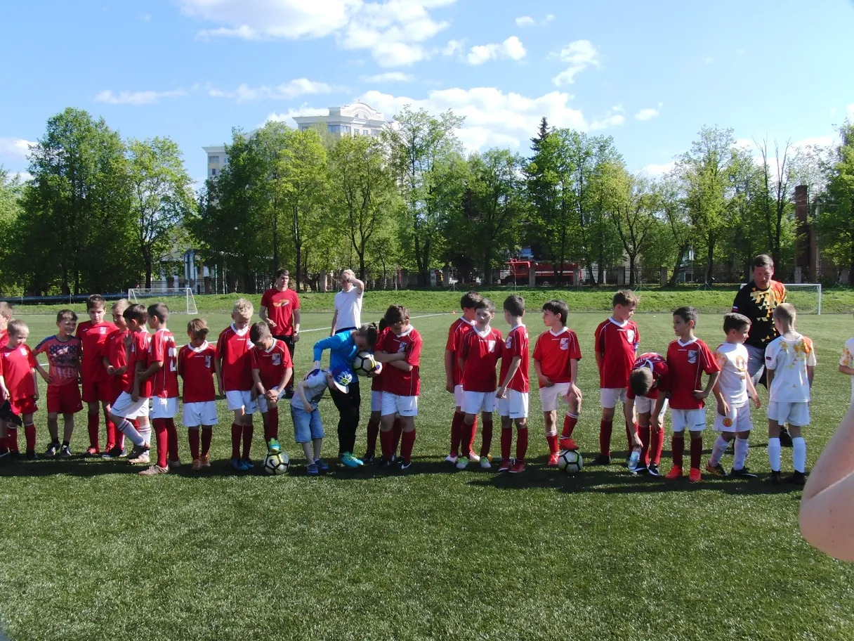 13 мая 2018 года в городе Воинской славы Дмитрове прошел футбольный турнир под названием Кубок Нашей Победы!