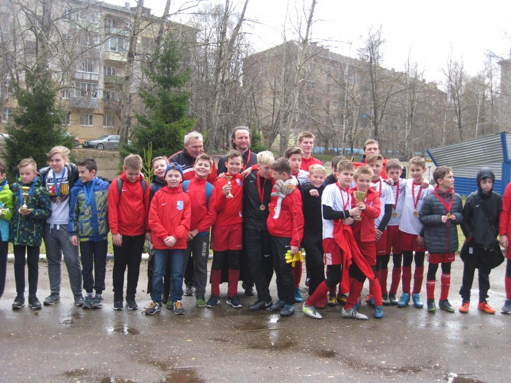 21 апреля 2018 года в Дмитрове прошел традиционный турнир – Пасхальный кубок.